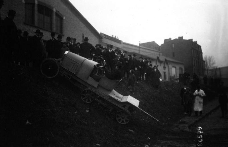 Concours de chars de montagne  au Mont Revard 3305