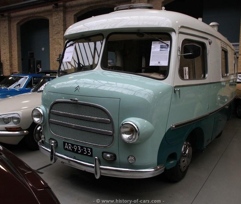 Citroën Type H Car Coccinelle III Camper par LE BASTARD 3_215