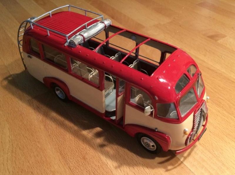 Autocar U23 6116