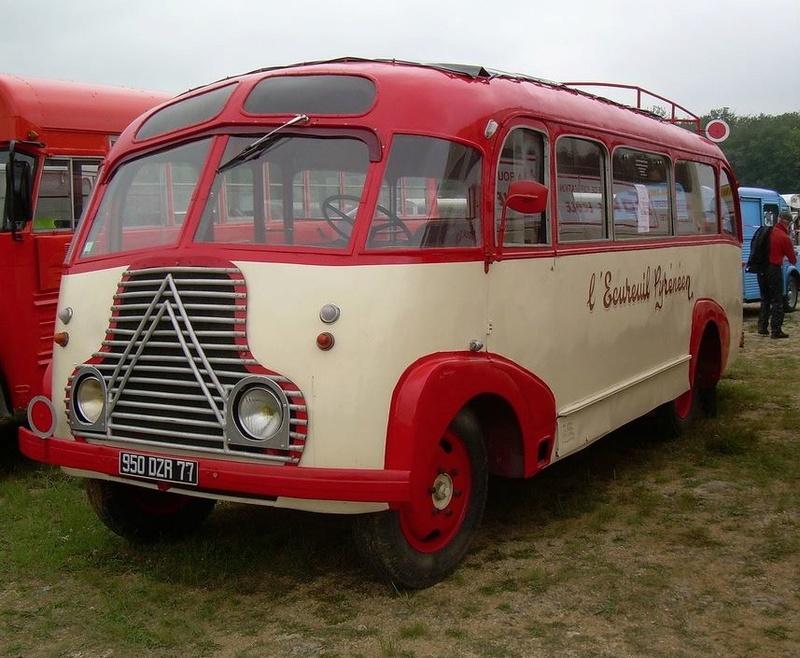 Autocar U23 6117