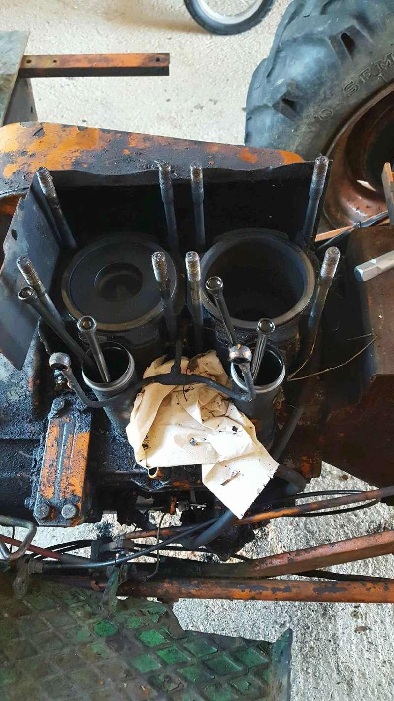 pasquali - La restauration du Transporter PASQUALI 958/4 de BIDULE 52 652