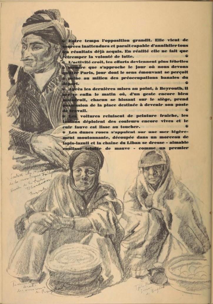 en parallèle de la Croisière Jaune....des dessins ! 881