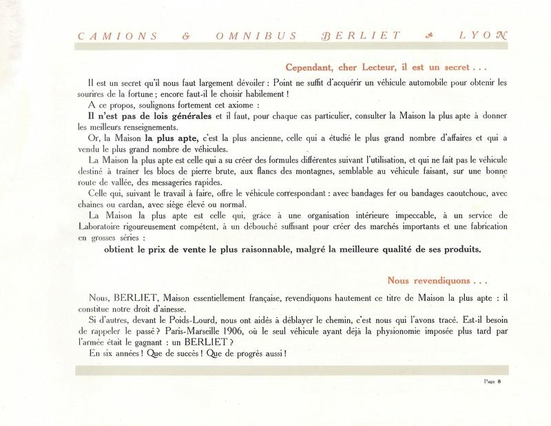 Pub , catalogues et livres sur BERLIET - Page 2 Berlie17