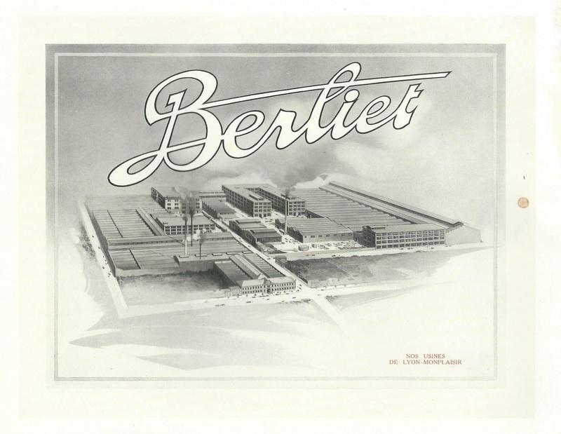 Pub , catalogues et livres sur BERLIET - Page 2 Berlie18
