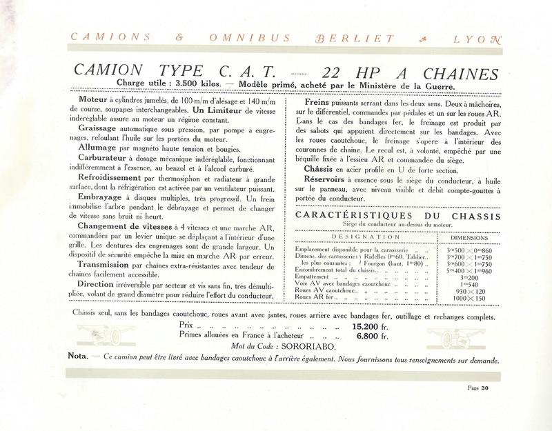 Pub , catalogues et livres sur BERLIET - Page 2 Berlie39