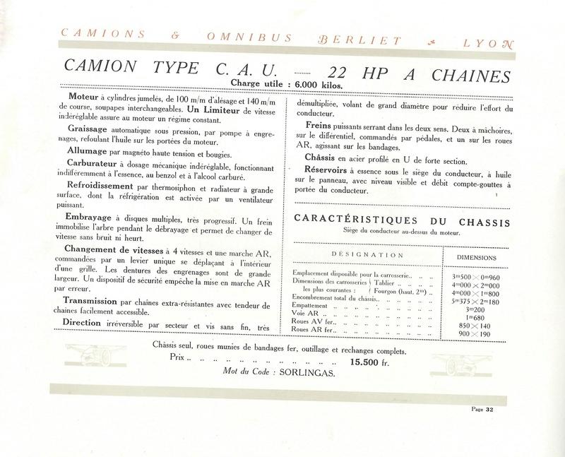 Pub , catalogues et livres sur BERLIET - Page 2 Berlie41