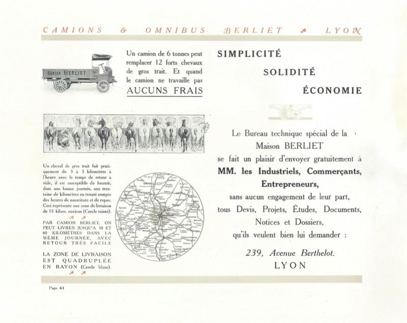 Pub , catalogues et livres sur BERLIET - Page 2 Berlie49