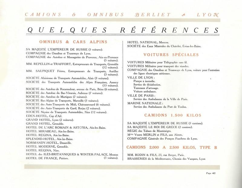 Pub , catalogues et livres sur BERLIET - Page 2 Berlie51