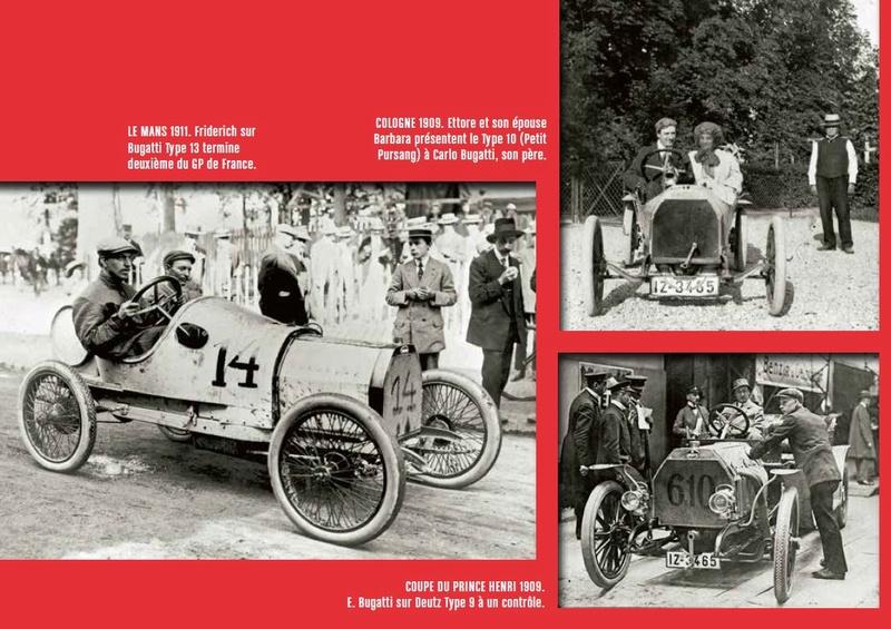 résumé de l'Histoire de BUGATTI Bugatt13