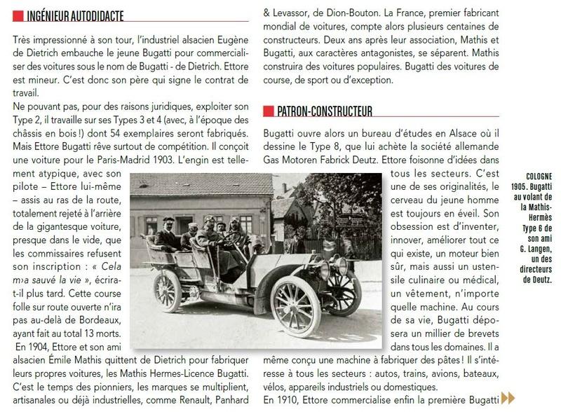 résumé de l'Histoire de BUGATTI Bugatt16