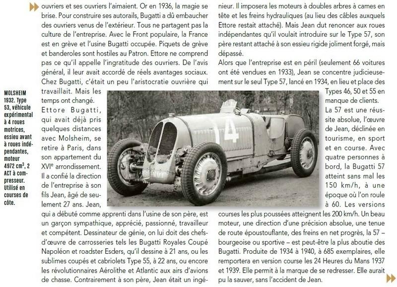 résumé de l'Histoire de BUGATTI Bugatt20