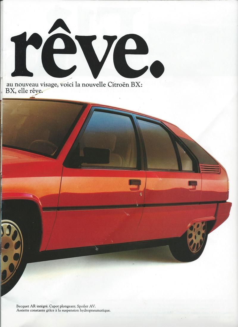 les YOUNGTIMERS (Citroën récentes: AX, BX , CX , XM....) Bx_19813