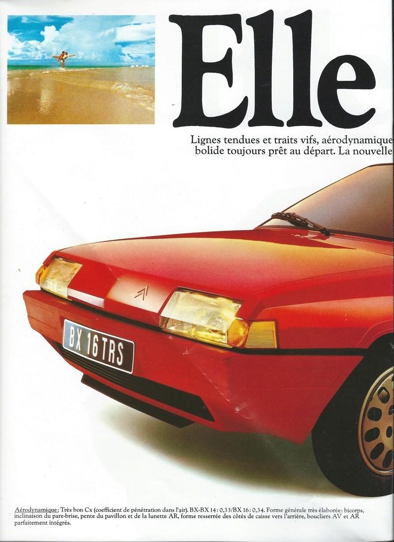 les YOUNGTIMERS (Citroën récentes: AX, BX , CX , XM....) Bx_19815