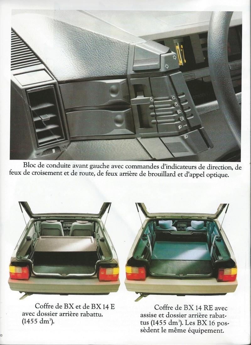 les YOUNGTIMERS (Citroën récentes: AX, BX , CX , XM....) Bx_19830