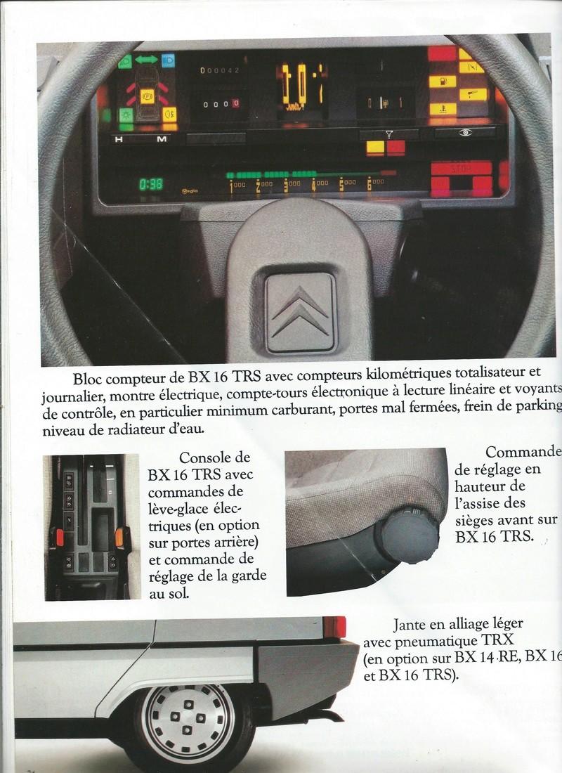 les YOUNGTIMERS (Citroën récentes: AX, BX , CX , XM....) Bx_19835