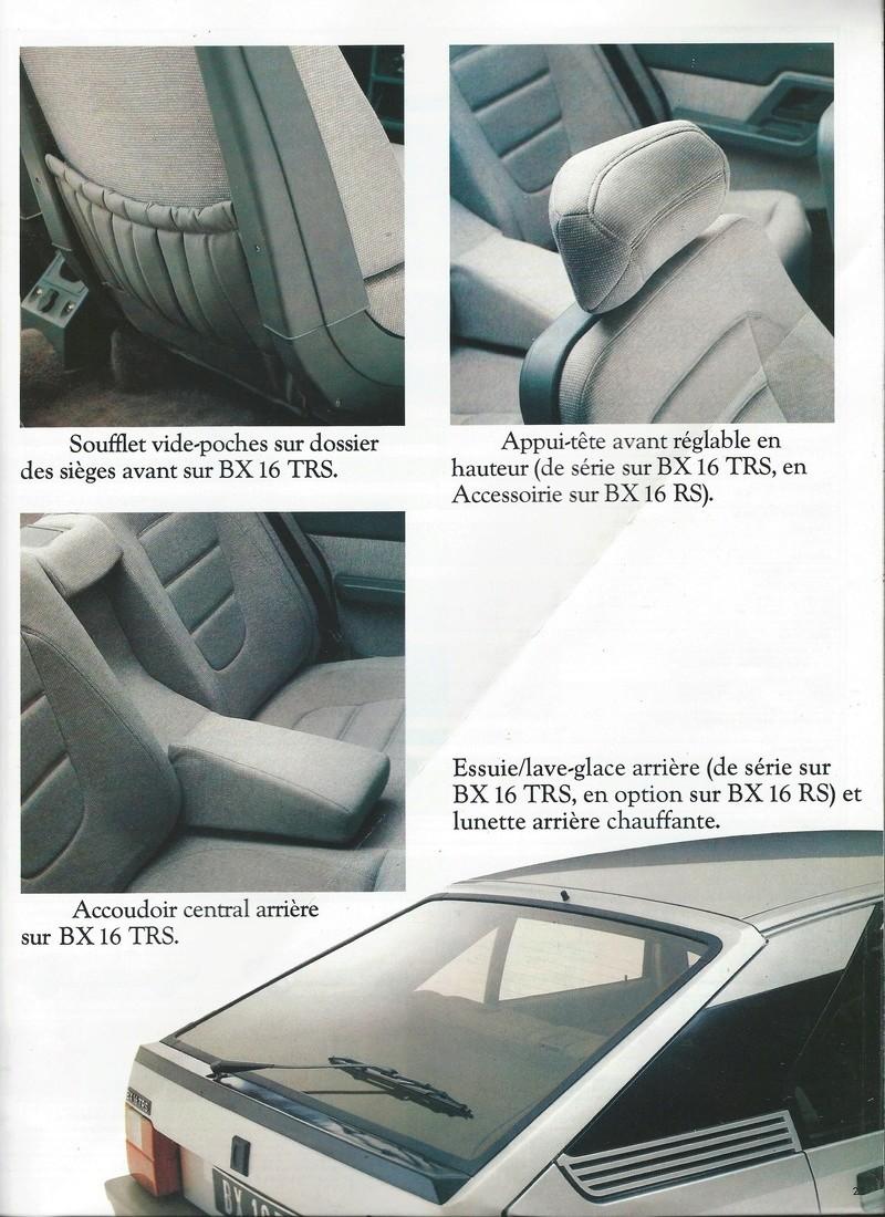 les YOUNGTIMERS (Citroën récentes: AX, BX , CX , XM....) Bx_19837