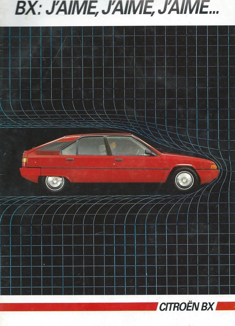 les YOUNGTIMERS (Citroën récentes: AX, BX , CX , XM....) Bx_19838