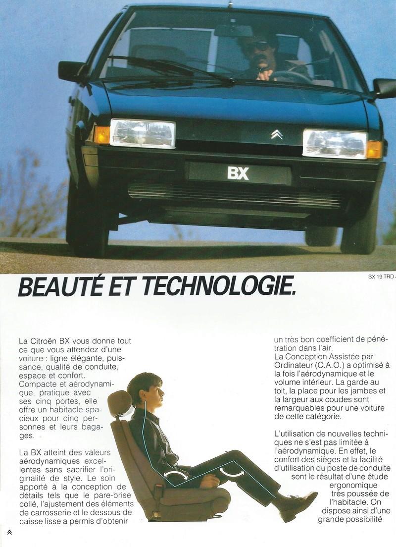 les YOUNGTIMERS (Citroën récentes: AX, BX , CX , XM....) Bx_19844