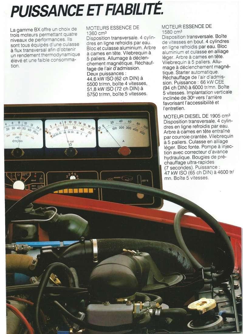 les YOUNGTIMERS (Citroën récentes: AX, BX , CX , XM....) Bx_19845