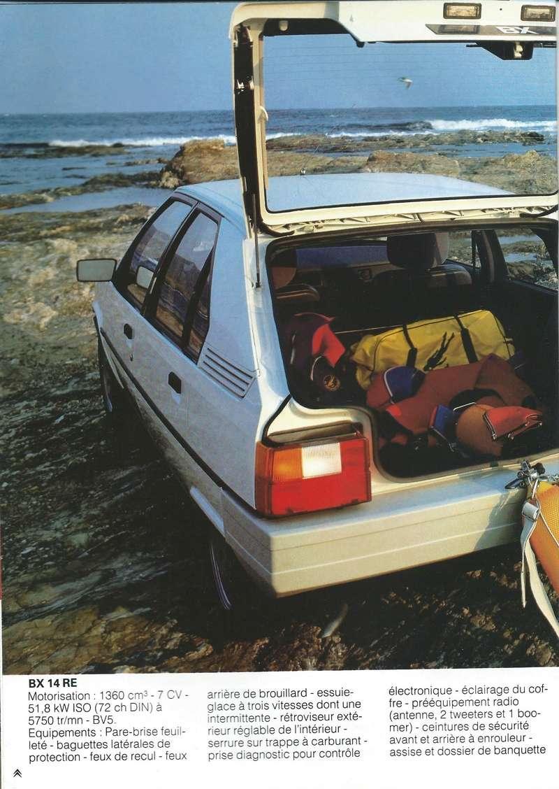 les YOUNGTIMERS (Citroën récentes: AX, BX , CX , XM....) Bx_19848
