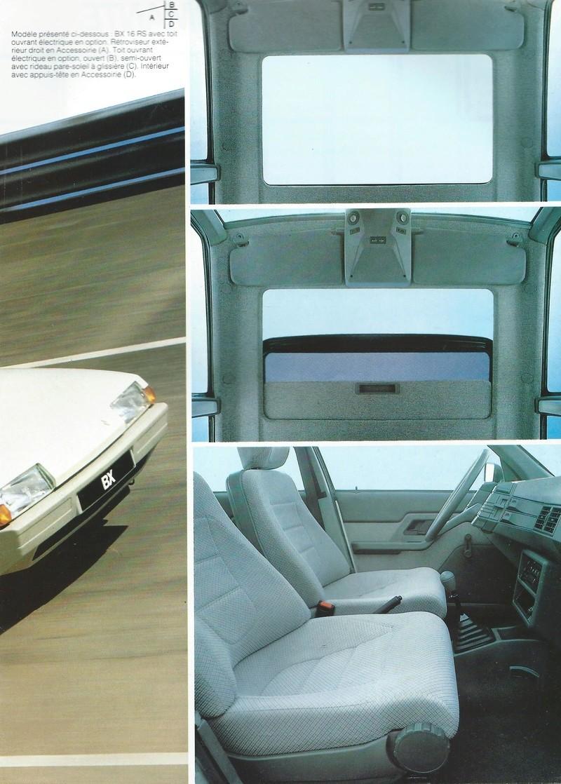 les YOUNGTIMERS (Citroën récentes: AX, BX , CX , XM....) Bx_19852