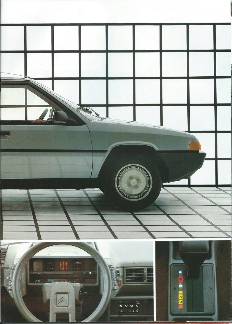 les YOUNGTIMERS (Citroën récentes: AX, BX , CX , XM....) Bx_19855