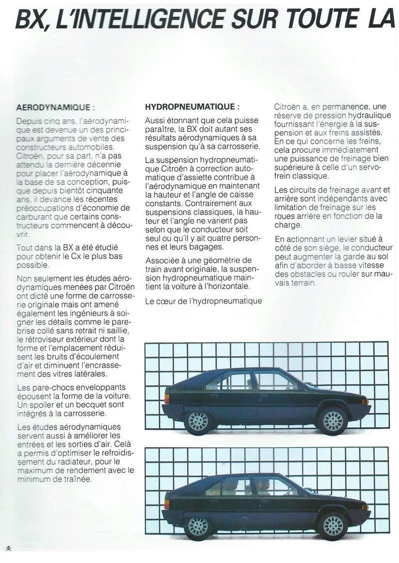 les YOUNGTIMERS (Citroën récentes: AX, BX , CX , XM....) Bx_19859