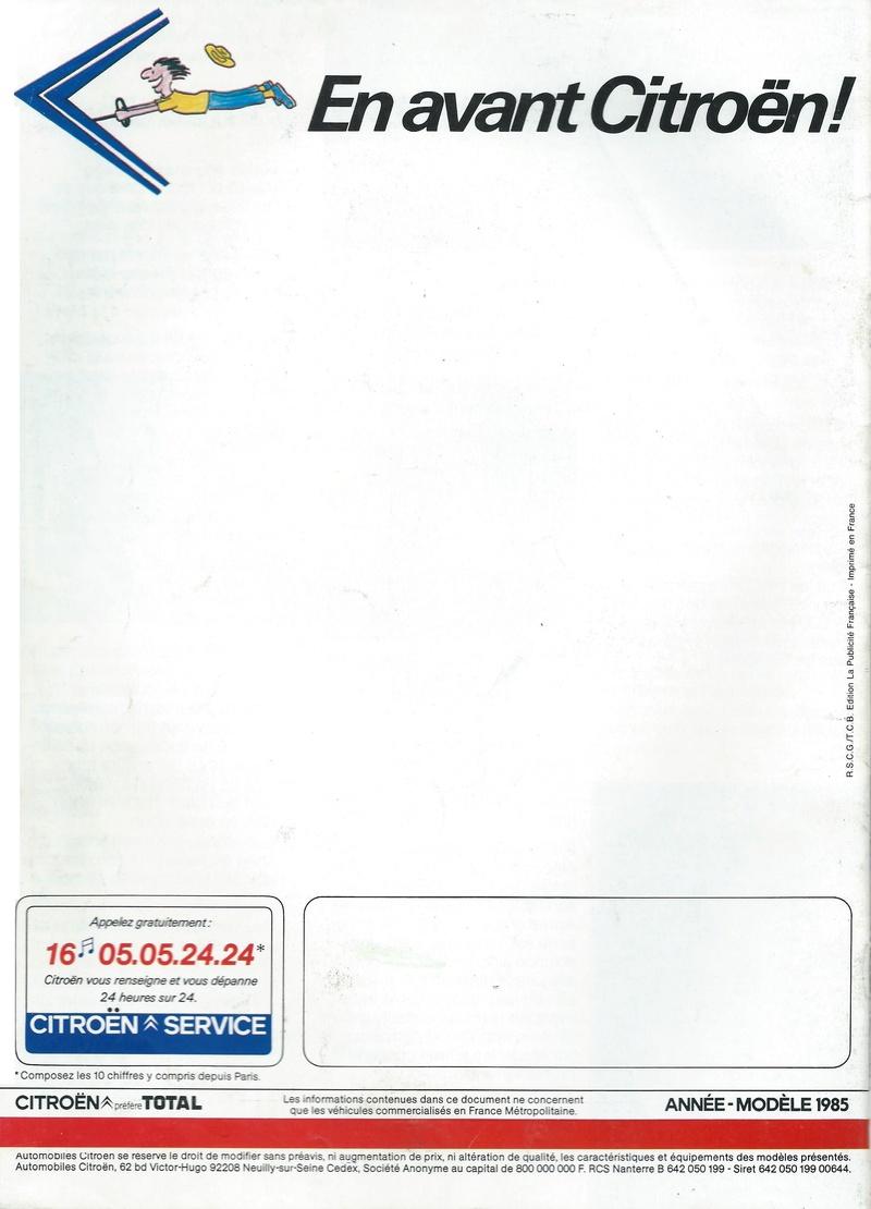 les YOUNGTIMERS (Citroën récentes: AX, BX , CX , XM....) Bx_19863