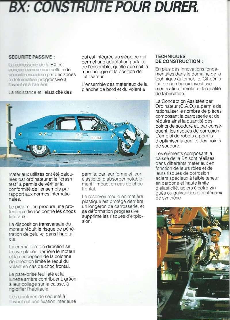 les YOUNGTIMERS (Citroën récentes: AX, BX , CX , XM....) Bx_19864