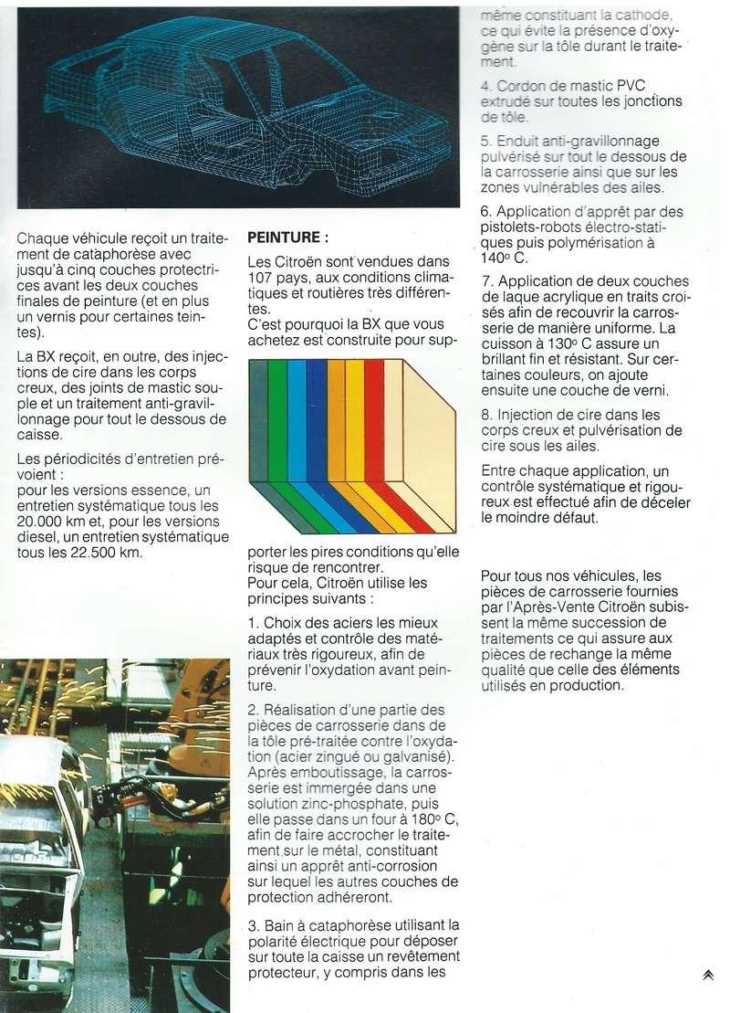 les YOUNGTIMERS (Citroën récentes: AX, BX , CX , XM....) Bx_19865