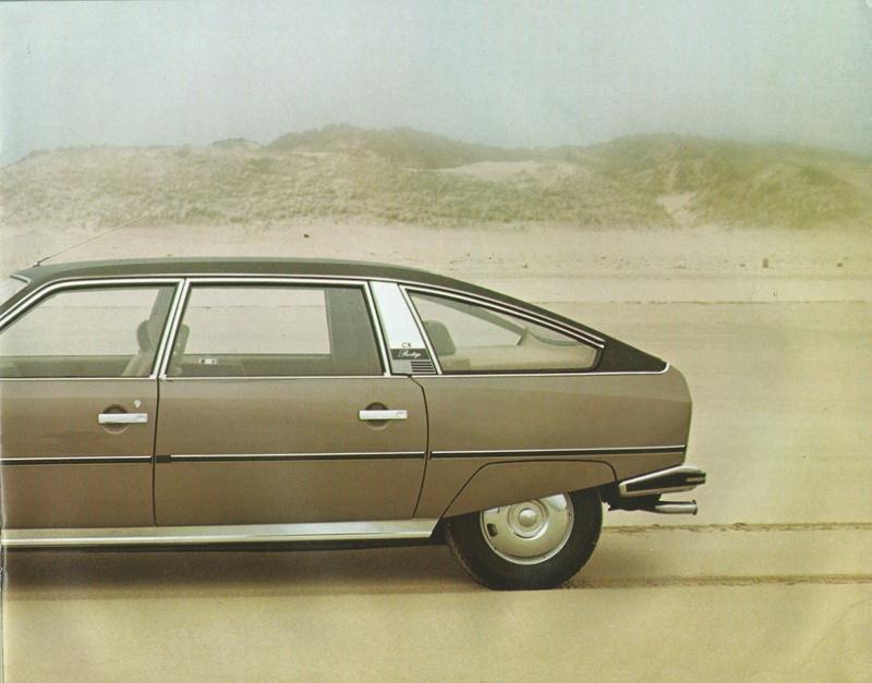 les YOUNGTIMERS (Citroën récentes: AX, BX , CX , XM....) - Page 2 Citroe48