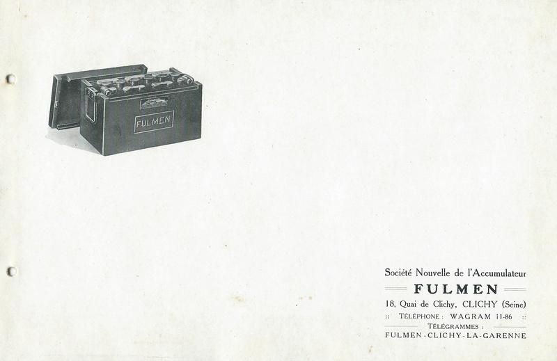 Pub et catalogues FULMEN Fulmen11
