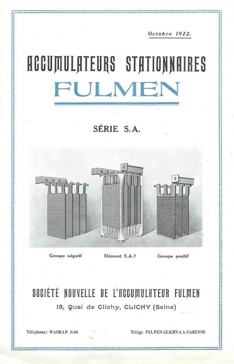 Pub et catalogues FULMEN Fulmen26