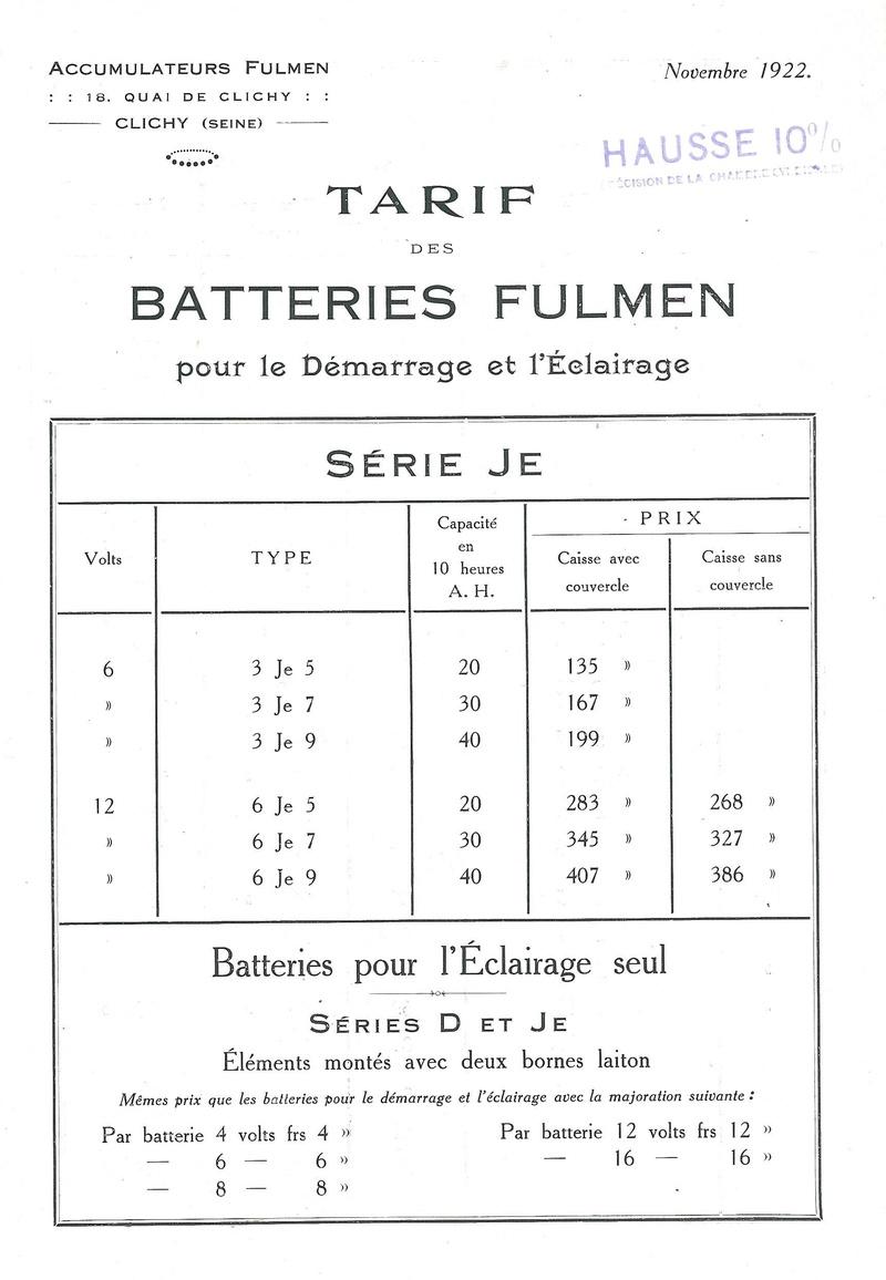 Pub et catalogues FULMEN Fulmen30