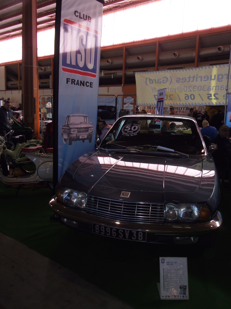 Salon Auto Moto Prestige à Nîmes les 4 et 5 Février 2017 Imgp8021