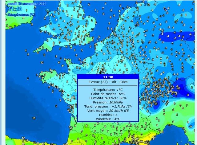 Se connaître par la météo Canicu12