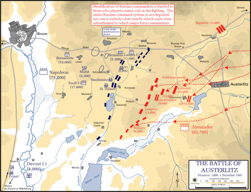 Le Soleil d'Austerlitz Battle10