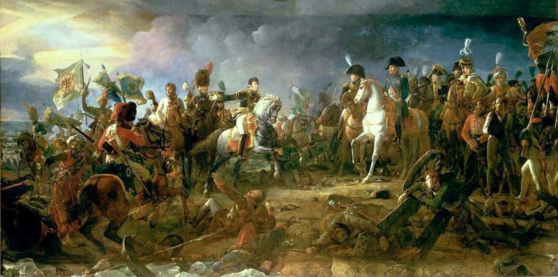 Le Soleil d'Austerlitz Vers2510