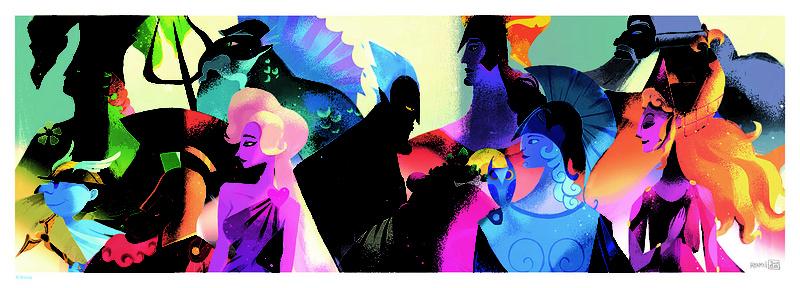Concours de production artistique : Saison 14 : intersaison : thème libre.  - Page 2 Panthe10