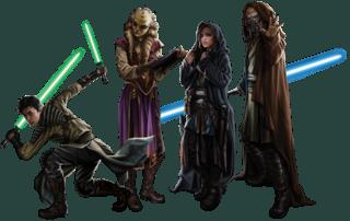 "Devenir ""Tournament Organizer"". Rejoignez l'Ordre Jedi ou Sith Jedi-c10"