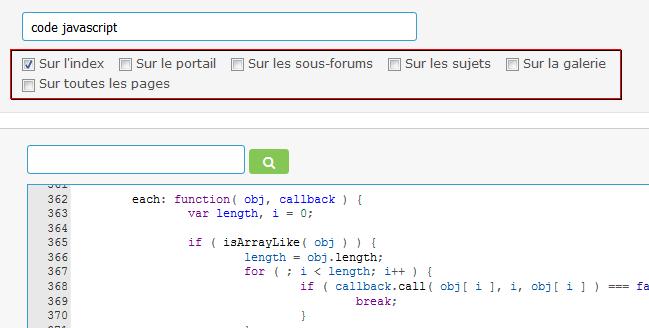 Gestione dei codici Javascript Tuto218
