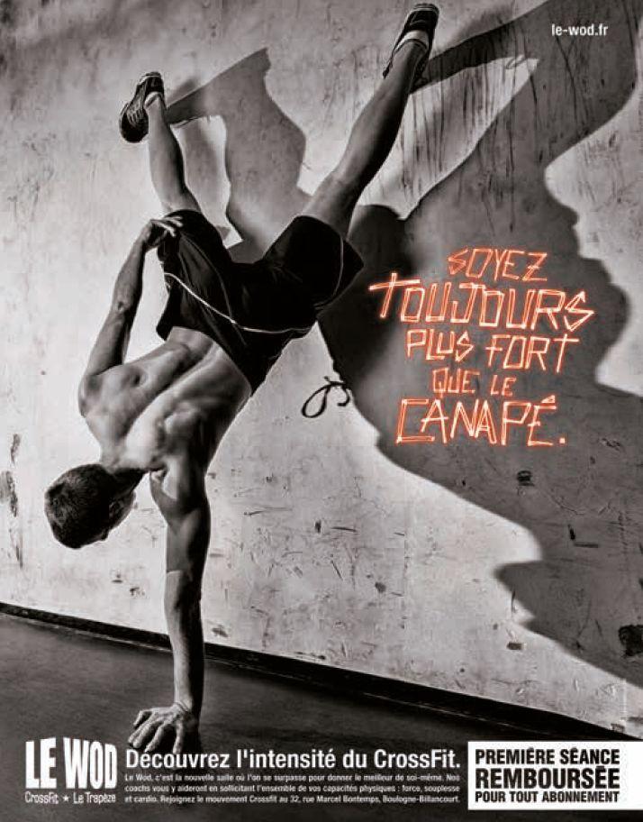 Salle de sport Le Wod - CrossFit Le Trapèze Clipb108