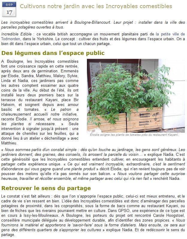 Incroyables Comestibles de Boulogne Billancourt  Clipb122