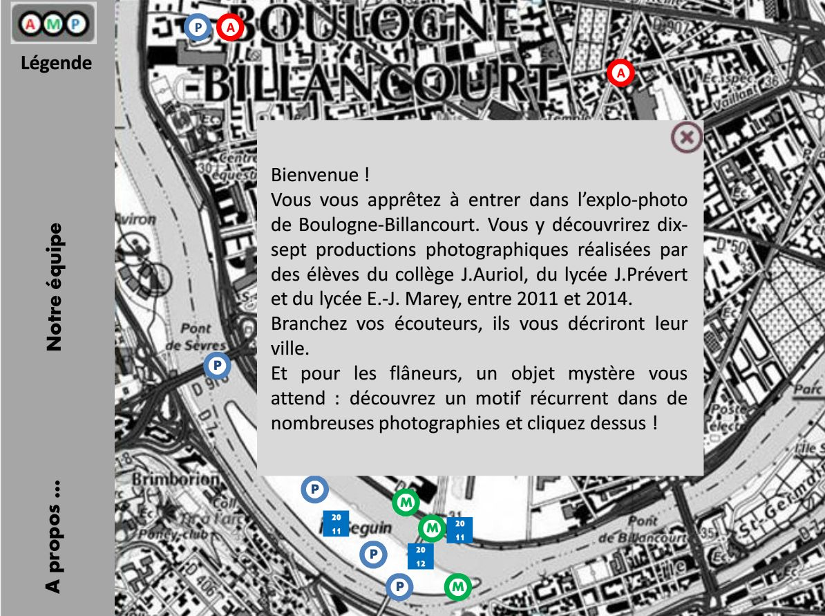 Documents et sites réalisés par des élèves d'établissements scolaires Clipb168