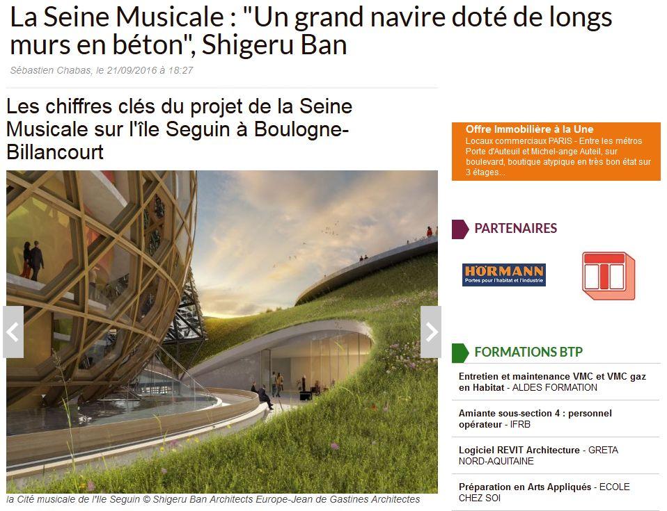 La Seine Musicale de l'île Seguin - Page 7 Clipb175