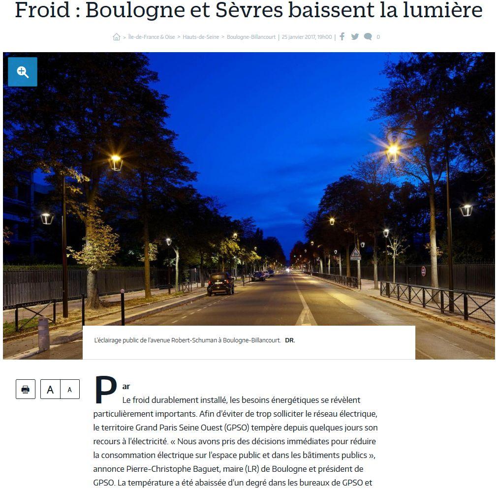 Eclairage du quartier Seguin Rives de Seine Clipb196
