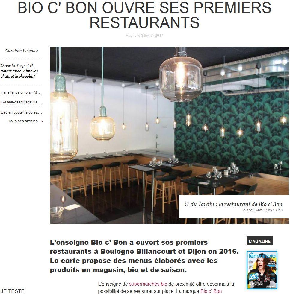Restaurant C'du jardin Clipb319