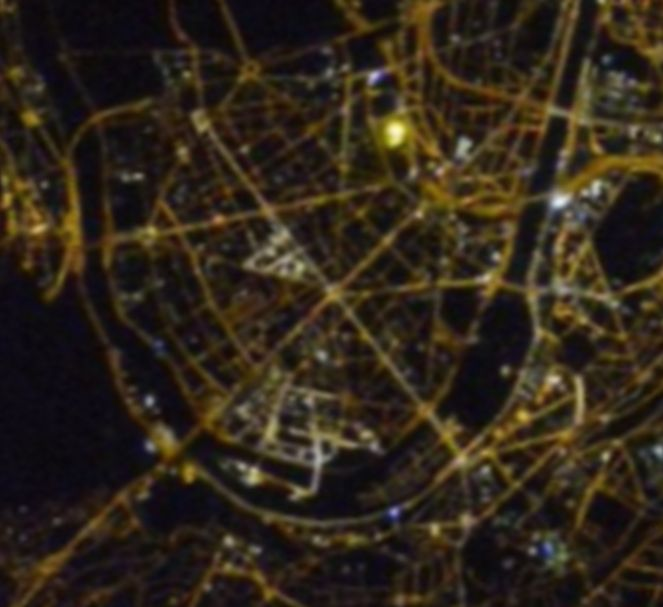Eclairage du quartier Seguin Rives de Seine Clipb325