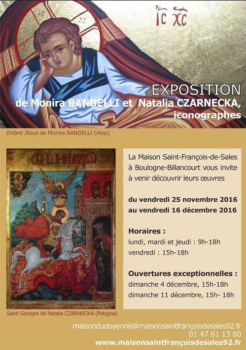 Evènements proposés par la Maison Saint François de Sales Clipbo22