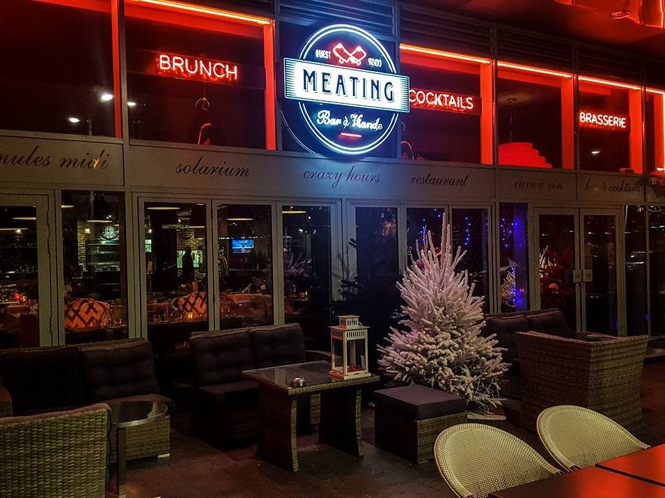 Restaurant Le Meating Clipbo26